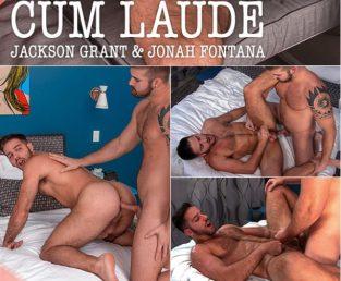 Cum Laude – Jonah Fontana fucks Jackson Grant (2017)