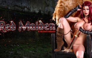 Red Maiden: a DP XXX Parody – Jessa Rhodes, Max Deeds (2017)