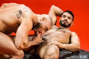 Sex Wish, Part 1 | Jean Franko & Francois Sagat | 2018