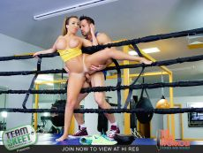 Busty Babe Goes Boxing | Ricelle Ryan, Johnny Castle | 2018
