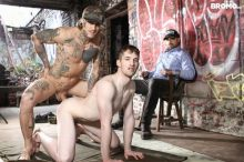 Security Watch – Ryan Bones, Bo Sinn & Thyle – Bareback (2017)