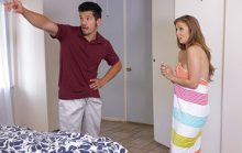 Exhibitionist Nanny Gets The Wrong Kind Of Attention – Lena Paul, Bambino (2017)