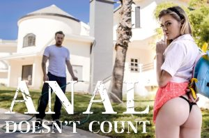Anal Doesn't Count | Chloe Foster, Kyle Mason