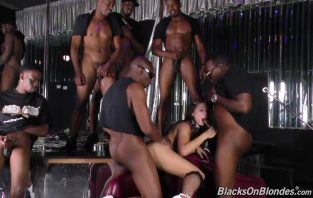 Blacks On Blondes – Keisha Grey's Second Appearance (2017)