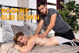 Roomie Rub Down | Charlie Pattinson, Dante Cole | Bareback | 2018