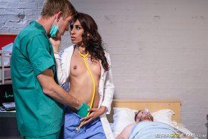 Sexy Doctor Adventures | Sahara Knite, Danny D