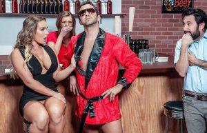 The Gang Makes a Porno: A DP XXX Parody Episode 3   Cali Carter, Donnie Rock