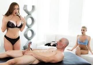 Naughty Trainee | Emma Hix, Skylar Snow & Zachary Wild