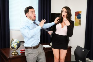 Ashly Anderson & Peter Green in Naughty Office | 2018