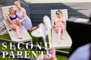 Second Parents | Khloe Kapri, Ryan Keely, Carter Cruise & Tommy Gunn | 2018