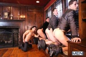 Godfather, Part 4 | Brenner Bolton, Rafael Alencar, Roman Todd & Seth Santoro | 2015