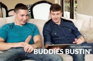 Buddies Bustin | Spencer Laval & Nathan Styles | Bareback