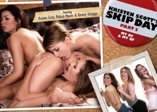 Kristen Scott's Skip Day 3: Best Friend Makes Three – Kimmy Granger, Melissa Moore, Kristen Scott (2017)