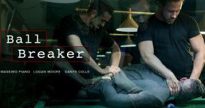 Ball Breaker | Massimo Piano, Logan Moore & Dante Colle