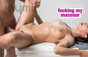Fucking My Masseur | Alyssia Kent, Stirling Cooper | 2018