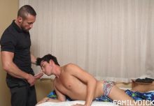 Mr. Byers And His Boy – Chapter 1 : Turning Up the Heat – Todd Byers & Teddy Byers
