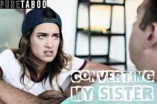 Converting My Sister – Uma Jolie, Chad White (2018)
