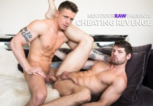 Cheating Revenge | Connor Halsted, Gunner | Bareback | 2018