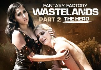 Fantasy Factory: Wastelands (Episode 2) | April O'Neil, Kenna James
