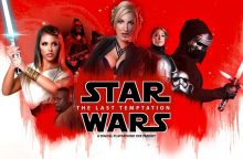 Star Wars: The Last Temptation A DP XXX Parody – Full Movie (2017)