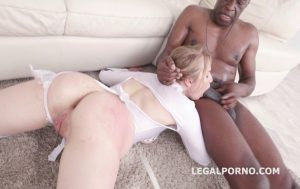 LegalPorno – Blackbuster 1on1 – Madison Lush gets the anal fuck of her life from Mike GIO406 (2017)