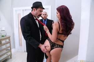 The Don Whacks My Wife's Ass – Monique Alexander, Charles Dera (2017)