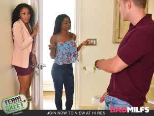 Mothers Interracial Interaction – Mya Mays, Yasmine De Leon (2017)