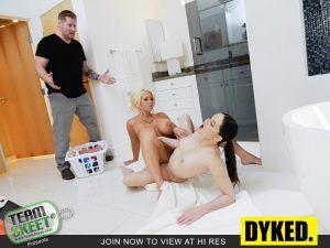 Hot Housekeeper Gets Dirty | Alura Jenson, Jenna Ross