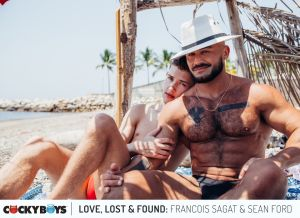 Love Lost & Found, Part 4 | Francois Sagat & Sean Ford | 2018