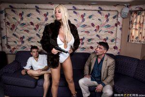 Rich Fucks: Part 4 | Bridgette B, Toni Ribas & Xander Corvus | 2018