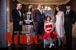 Anne – Act Two: The Escape | Casey Calvert, Eliza Jane, Elena Koshka, Mick Blue, Derrick Pierce & Seth Gamble