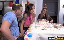 Doing Anal At Her Bday Party – Holly Hendrix, Peter Green (2017)