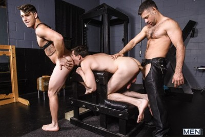 Step Daddy's Basement, Part 3 | Tristan Jaxx, Paul Canon & Jack Hunter