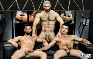 Dream Fuckers Part 3 – Paddy O'Brian, Sunny Colucci & Francois Sagat (2017)