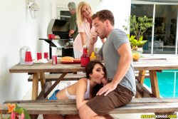 Cumming To The Cookout – Quinn Wilde, Kyle Mason (2017)