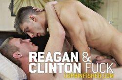 Reagan & Clinton Fuck – Bareback (2017)