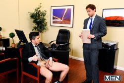 The Gay Office: Entry Level – Rocco Reed & Lance Luciano (2013)
