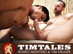 Tim Kruger fucks Romeo Montero (2017)