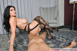 [VR] Romi Rain & Seth Gamble in Naughty America (2017)