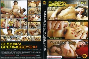 Russian Spermoboys 3 – Full Movie