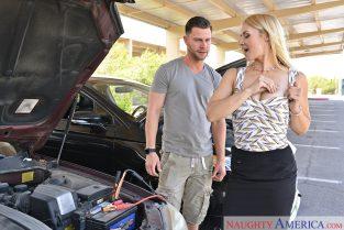 Sarah Vandella & Seth Gamble in Dirty Wives Club (2017)