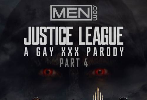 Justice League: A Gay XXX Parody, Part 4 – Francois Sagat, Johnny Rapid, Colby Keller, Ryan Bones & Brandon Cody (2017)