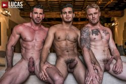 Hole & Face | Rico Marlon, Shawn Reeve, Billy Santoro (2017)
