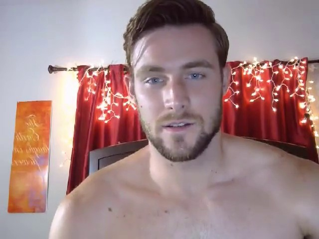Handsome Stud from Texas Cam-Show [Hot Cumshot]