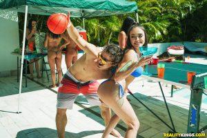 Spring Break House Party 3 | Ashly Anderson, Ricky Spanish | 2018