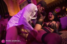 Luxurious orgy with Ania Kinski (2017)