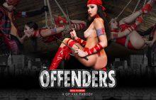 The Offenders: A DP XXX Parody – Ariana Marie, Xander Corvus (2017)