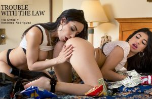 Trouble With The Law | Tia Cyrus, Veronica Rodriguez | 2018