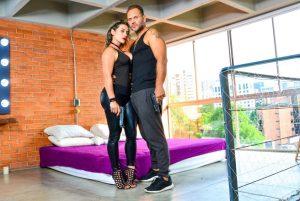 NarcosX   Hardcore sex with Colombian hotties Ep. 9   Carolina Pulido, Nacho Vidal   2018