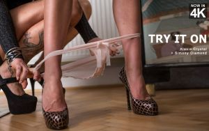 Try It On | Alexis Crystal, Simony Diamond & Nick Gill | 2018